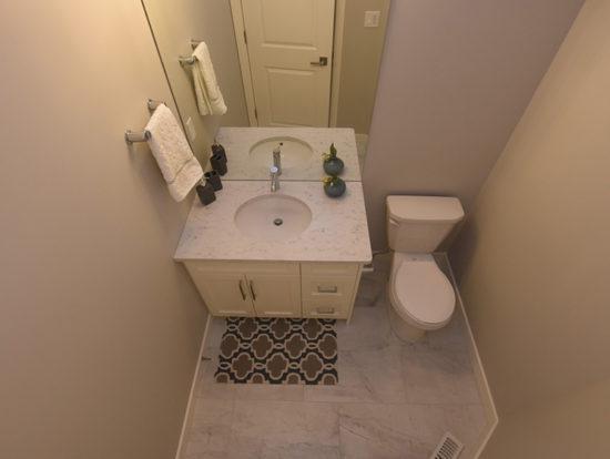 4610 - Half Bath